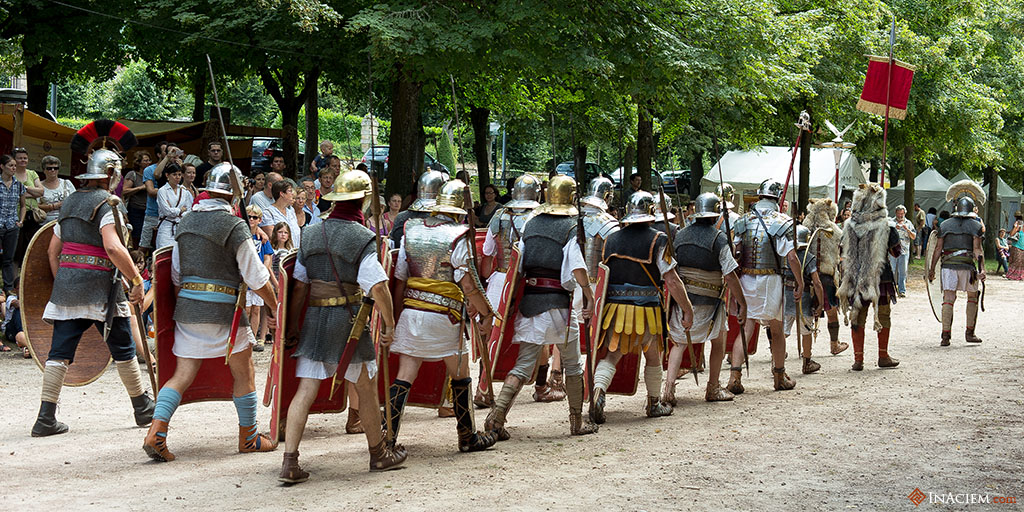 Diversity: that's how was a roman legion.