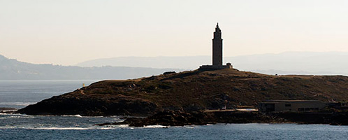 Tower of Hercules, oldest lighthouse in the world
